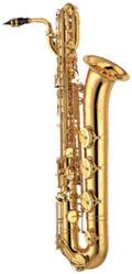 Saxofones Barítono